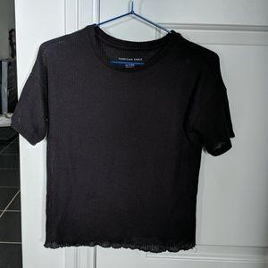American Eagle boxy t-shirt